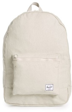 Herschel Supply Co. Cotton Casuals Daypack Backpack - Green
