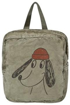 Bobo Choses Grey Loup de Mer School Bag