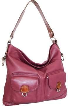 Nino Bossi Gabriella Hobo Handbag (Women's)