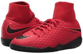 Nike HypervenomX Phelon III Dynamic Fit IC Soccer Shoe Kids Shoes