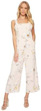 J.o.a. Open Back Sleeveless Jumpsuit Women's Jumpsuit & Rompers One Piece