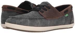 Sanuk Casa Barco Vintage Men's Lace up casual Shoes