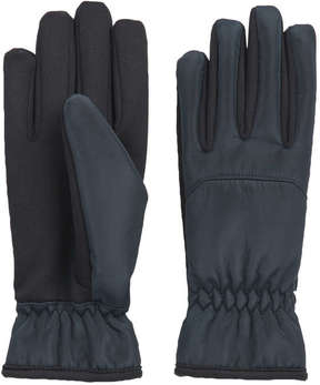 Joe Fresh Women's Fleece Lined Gloves, JF Midnight Blue (Size S/M)