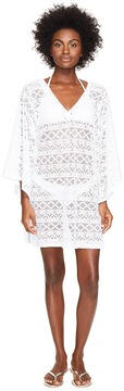 Letarte Lace V-Neck Cover-Up Women's Swimwear