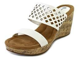 Giani Bernini Women's Pasey Wedge Sandals.