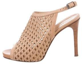 Derek Lam Woven Cage Sandals