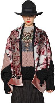 Antonio Marras Wool & Silk Blend Jacket