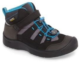 Keen Toddler Girl's Hikeport Strap Waterproof Mid Boot