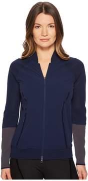 adidas by Stella McCartney Run Ultra Knit Woven Jacket CW1182 Women's Coat