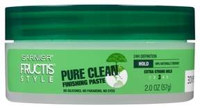 Garnier® Fructis® Style Pure Clean Extra Strong Hold Finishing Paste 2 oz