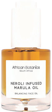 AFRICAN BOTANICS Neroli Infused Marula Oil Balancing Face Oil