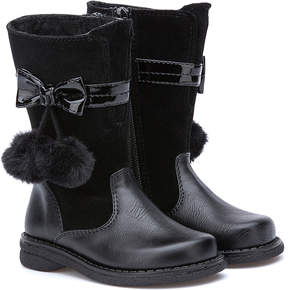 Rachel Black Smooth Marjorie Boot