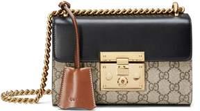 Gucci Padlock small GG shoulder bag