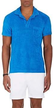 Orlebar Brown Men's Terry Cotton Polo Shirt