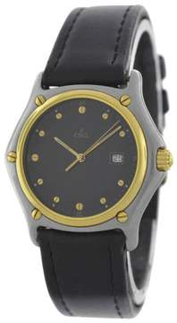 Ebel 1911 187902 Steel 18K Gold Date Quartz 32mm Womens Watch