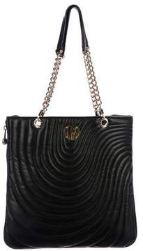 Henri Bendel No. 7 Quilted Zip Tote