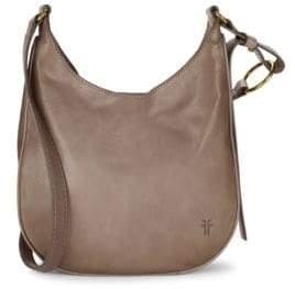 Frye Madison Leather Crossbody Bag