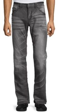 Affliction Cooper Straight Leg Jeans
