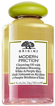 Origins Modern FrictionTM Cleansing Oil with Radiance-Boosting White & Purple Rice