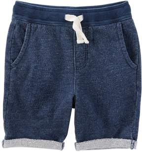 Osh Kosh Oshkosh Bgosh Toddler Boy Rolled Cuff Knit Shorts