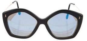 Illesteva Terry Oversize Sunglasses w/ Tags