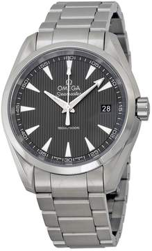 Omega Seamaster Aqua Terra Grey Dial Men's Watch