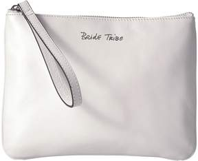 Rebecca Minkoff Kerry Pouch - Bride Tribe Bags - OPTIC WHITE - STYLE