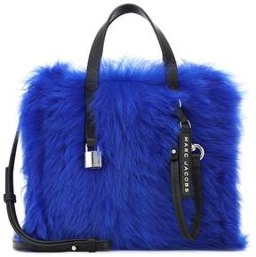 Marc Jacobs The Grind fur tote