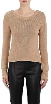 Derek Lam 10 Crosby Women's Cross-Back Wool-Cashmere Sweater