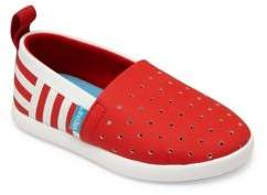 Native Toddler's & Kid's Venice Perforated Slip-On Sneakers