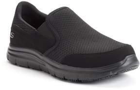 Skechers Relaxed Fit Flex Advantage McAllen Men's Slip-Resistant Shoes