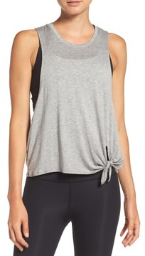 Beyond Yoga Women's All Tied Up Muscle Tank