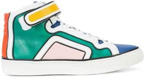 Pierre Hardy Match sneakers