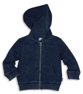 Splendid Baby's Yarn-Dyed Zip Hoodie