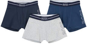 BOSS Pack of 3 pairs of boxer shorts
