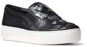 MICHAEL Michael Kors Trent Sequin Slip-on Sneakers