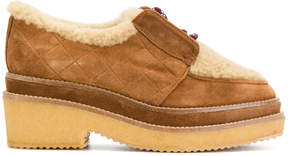 Castaner shearling loafers