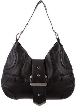 Alexander McQueen Leather Hobo Bag