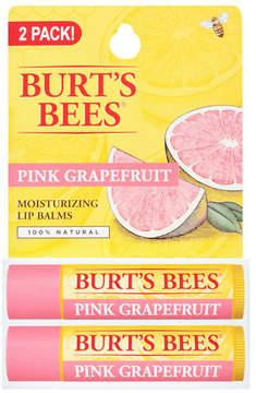 Burt's Bees Lip Balm Blister Pack Pink Grapefruit
