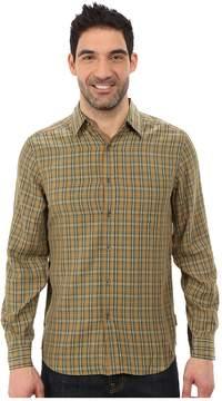 Royal Robbins Hemlock Herringbone Long Sleeve Shirt Men's Long Sleeve Button Up