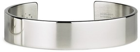 Le Gramme 'Le 41 Grammes' polished sterling silver cuff