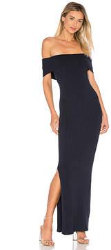 525 America Off Shoulder Maxi Dress