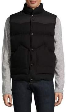 Rag & Bone Padded Cotton Vest
