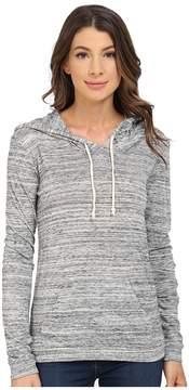 Alternative Eco Jersey Classic Pullover Hoodie Women's Sweatshirt