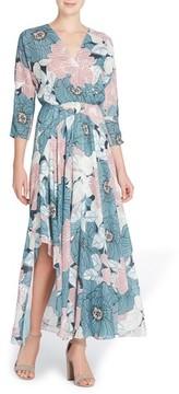 Catherine Malandrino Women's Larissa Chiffon Maxi Dress