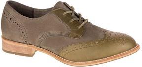 CAT Footwear Olive Reegan II Leather Oxford