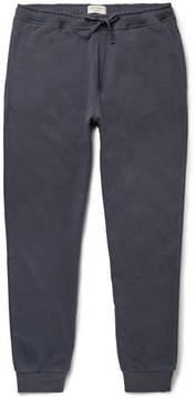 Oliver Spencer Loungewear Fleece-Back Cotton-Jersey Sweatpants