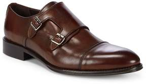 To Boot Men's Horatio Burnished Leather Dress Shoes