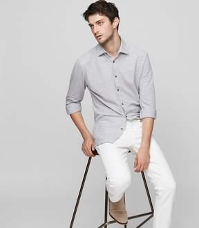 Reiss MASSEY Stretch-Cotton Shirt