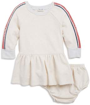 Splendid Girls' Striped Dress & Bloomers Set - Baby